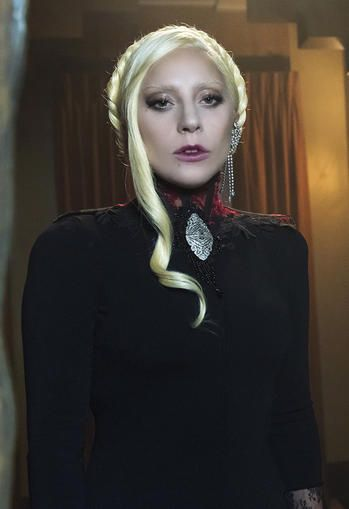 How American Horror Story: Hotel Created Lady Gaga's Jaw-Dropping Fashion
