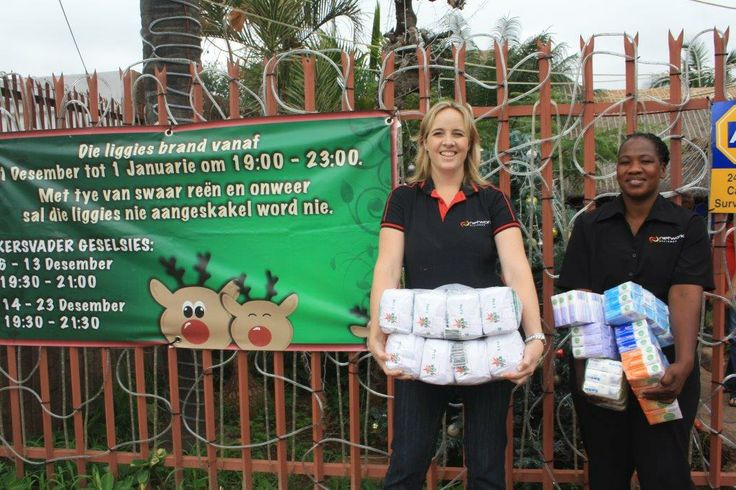 Most recently, Network Alliance, in association with Danville Liggiehuis Project, ensured that for some families, this Christmas will come to mean a whole lot more.