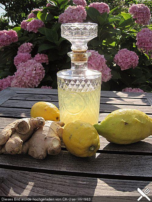 Zitronen - Ingwer - Likör, ein leckeres Rezept aus der Kategorie Likör. Bewertungen: 71. Durchschnitt: Ø 4,6.