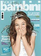 Love Mae in Vogue Bambini Jan/Feb/Mar/April 2012