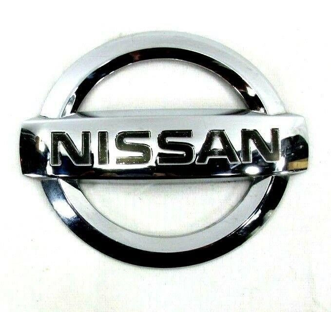 Nissan Maxima GLE trunk emblem badge decal logo symbol OEM Factory Genuine Stock