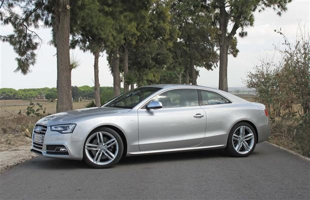 2012 Audi S5 Coupe Dream car just wish it was black with red interior