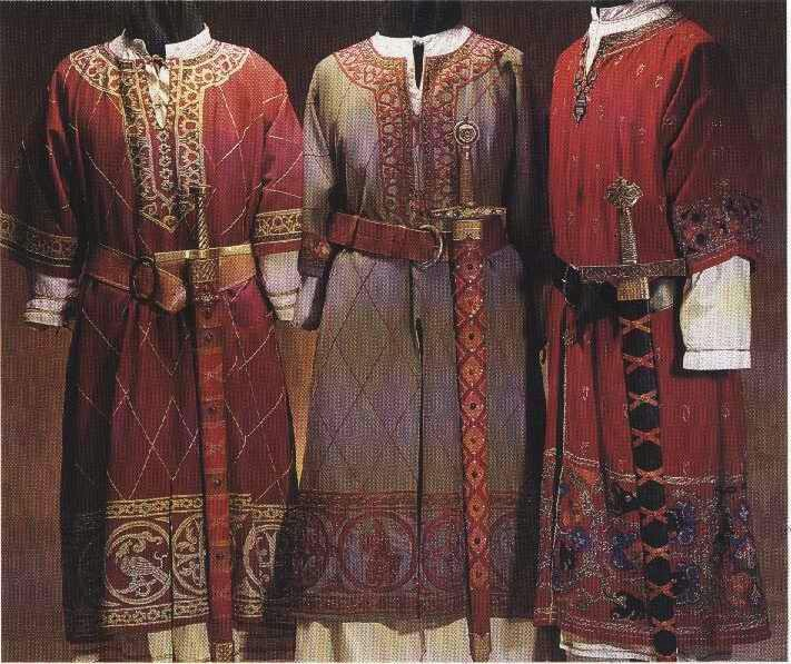 Byzantine warriors reproductions