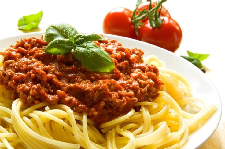 Spaghetti al ragù bolognese – spaghetti med kødsovs