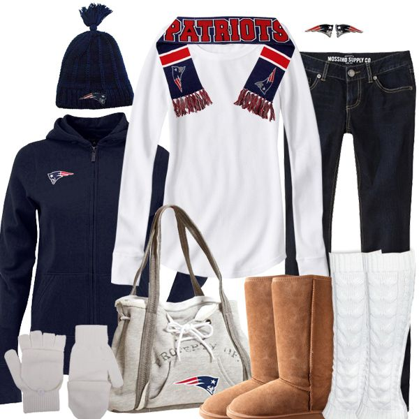 New England Patriots Winter Fashion