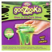 Goozooka Glow in the Dark Slime Lab