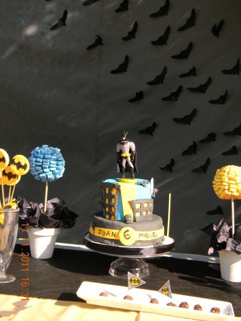 "Photo 1 of 29: Batman / Birthday ""batman party"" | Catch My Party"