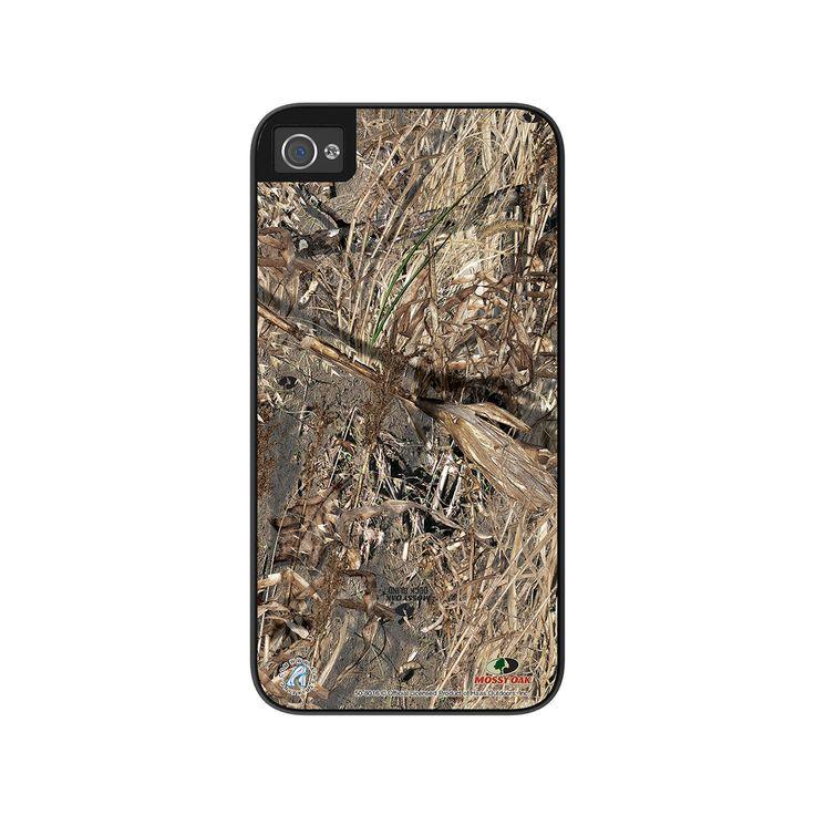Airstrike® Mossy Oak Duckblind Camo Phone Case iPhone 5s Case, Mossy Oak Camo iPhone 5 Case, Mossy Oak iPhone Case Protective Phone Case-50-8016