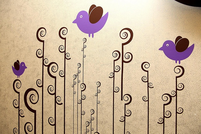 Retaining Wall Mural (outside)