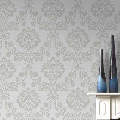 White Aurora Wallpaper