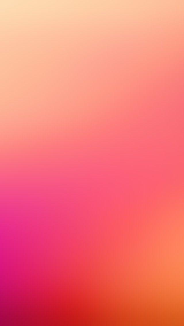 Sn41 Red Orange Love Fire Blur Gradation Warna Koral Palet Warna Fotografi Still Life
