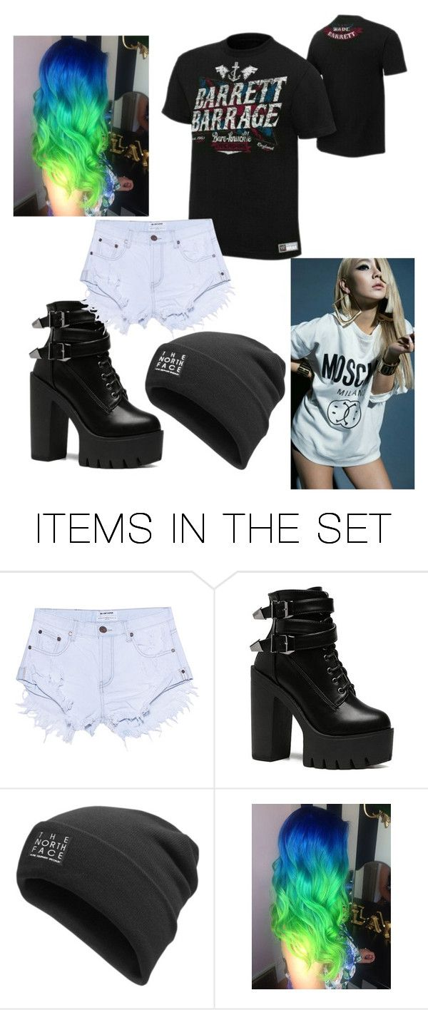 """Wade Barrett"" by yurikoambrose ❤ liked on Polyvore featuring art"