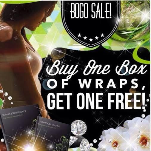 IT WORKS - BOGO Sale on bodywraps!12/7/15 9am CST 24HRS ONLY! Buy ONE - Get ONE for free! For Loyal Customers and Distributors only. Sign up as Loyal Customer today and you get TWO boxes of wraps for the price of ONE! Go to my website at http://lindsayrnorton.myitworks.co m... to register or buy your products.