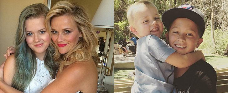 Reese Witherspoon's Sweet Family Photos Are Absolutely Adorable