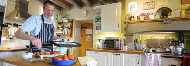 Beechenhill Farm - Derbyshire (category: organic places to stay)