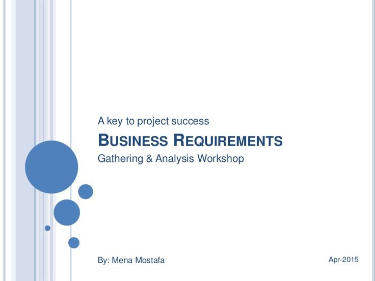 Best  Business Requirements Ideas That You Will Like On