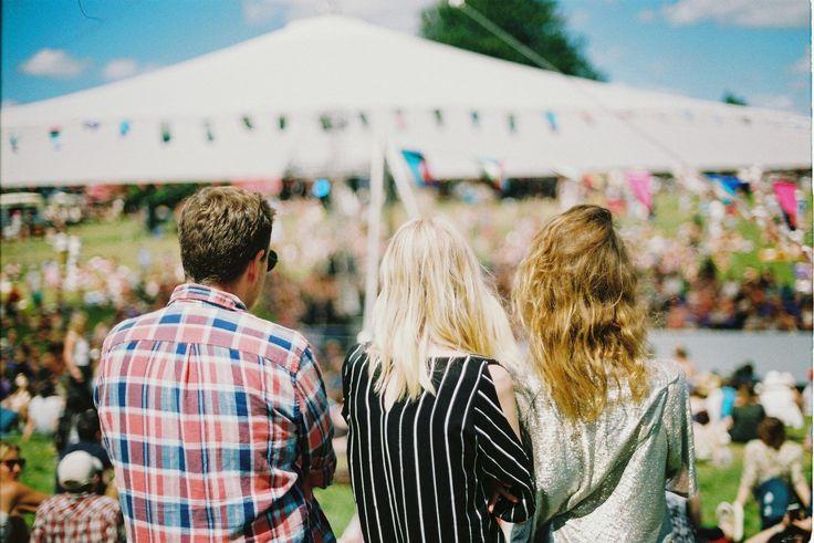 Vegan food guide to music festivals