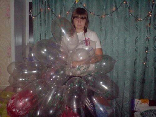 Russian balloon party (fail)