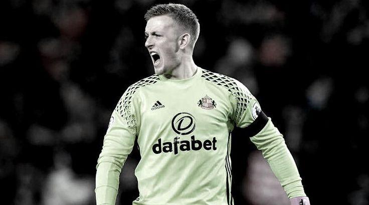 Everton agree deal with Sunderland goalkeeper Jordan Pickford