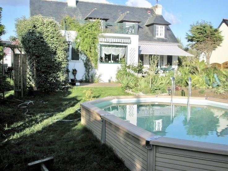 Les 25 meilleures id es de la cat gorie abri piscine hors for Prix m2 maison hors d eau