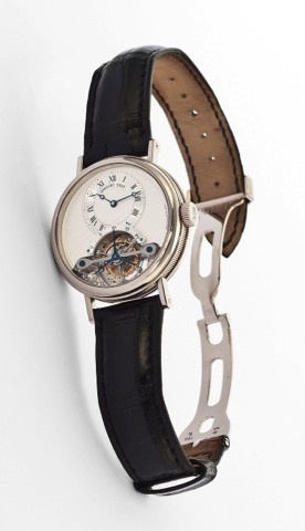 BREGUET REF. 3357 TOURBILLON WHITE GOLD