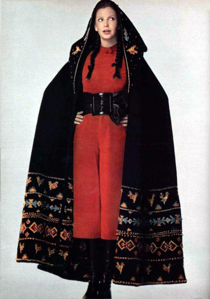 Guy Laroche. L'Officiel de la Mode 1970