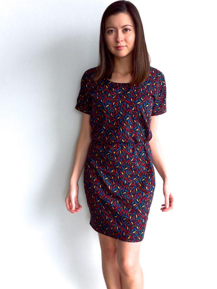 Chilli Bettine Dress – Cotton Noodle