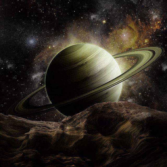 https://flic.kr/p/7vySLW | Retoque Final Saturno | Estos son los retoques finales que hice para la campaña de los planetas que hice para SB & Partners.  Fue un gran esfuerzo y muchas horas de trabajo invertidas en estas imágenes, espero que les gusten y hagan sus comentarios.