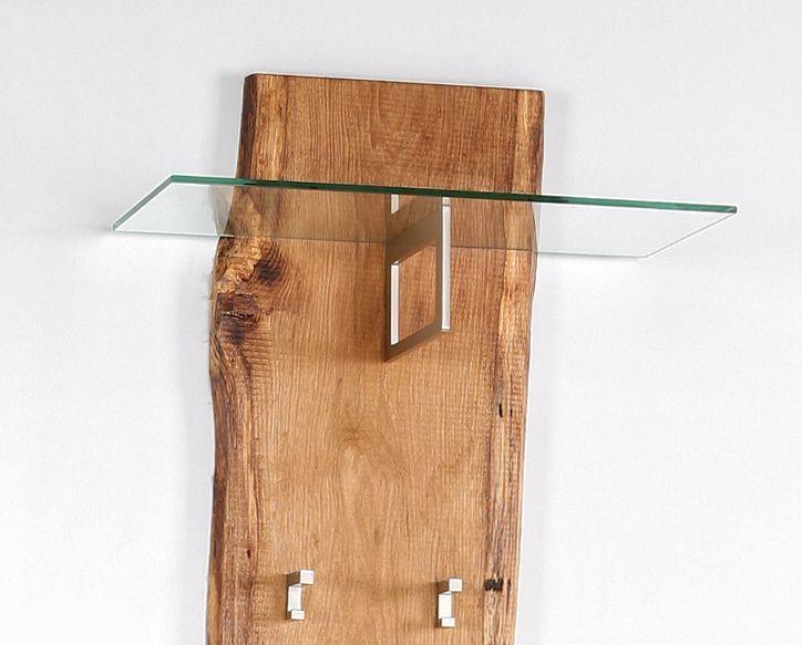 massivholz garderobe eiche massiv ge lt naturas. Black Bedroom Furniture Sets. Home Design Ideas