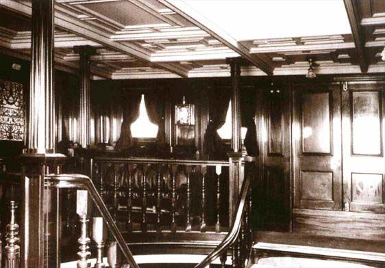 Imagen de archivo de la Baron Gautsch,interior.