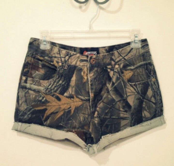 Who else would want these camo shorts?  #yes