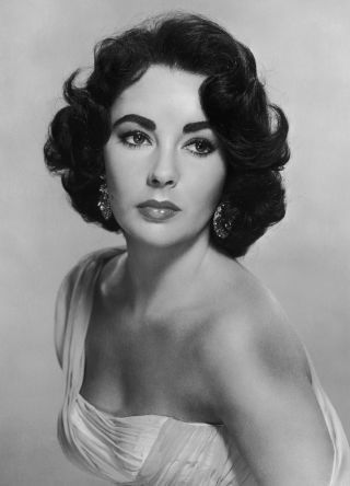 Elizabeth Taylor would shave her face for skin with a facial-like glow. Click through for 15 more Old Hollywood beauty secrets you MUST try: