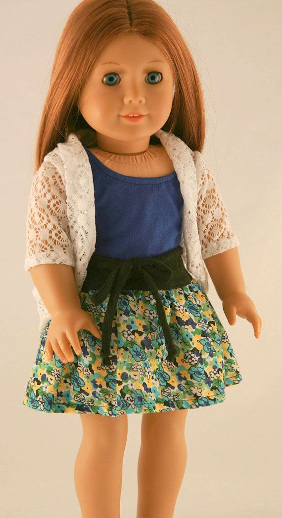 American girl... The favorite part of my childhood