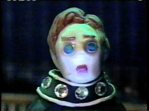 David Bowie - Clay animation show on Late Night with Conan O'Brien on 05/15/2003
