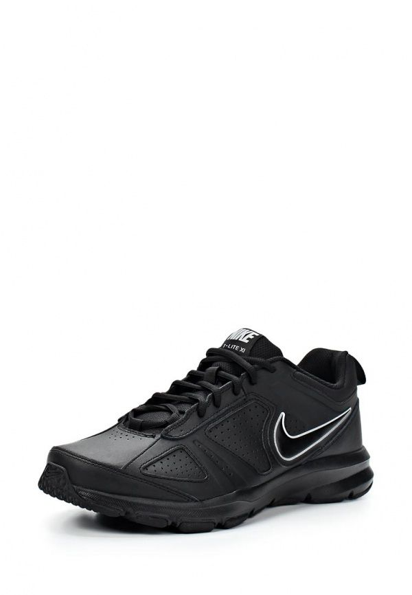 Кроссовки Nike / Найк мужские. Цвет: черный. Материал: искусственная кожа, натуральная кожа. Сезон: Осень-зима 2014/2015. С бесплатной доставкой и примеркой на Lamoda. http://j.mp/1lHyXSg