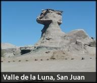 Valle de la Luna (San Juan, Argentina)