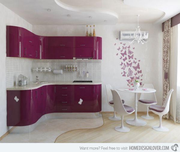 15 Modern Eat In Kitchen Designs