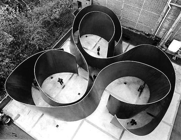 installation, metall installation, modern art, modern sculpture, Richard Serra art, Richard Serra installation, San-Francisco, sculpture, sculpture Richard Serra, USA, Беркли, инсталляция, Калифорнийский университет, металл, металлические скульптуры, Париж, Ричард Серра, Ричард Серра металл, Ричард Серра скульптура, Сан-Франциско, скульптура, современное искусство, уличная инсталляция