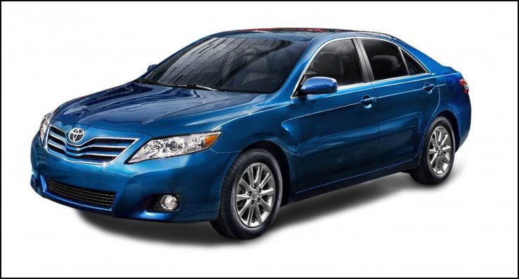 Recommended Tires for toyota Camry