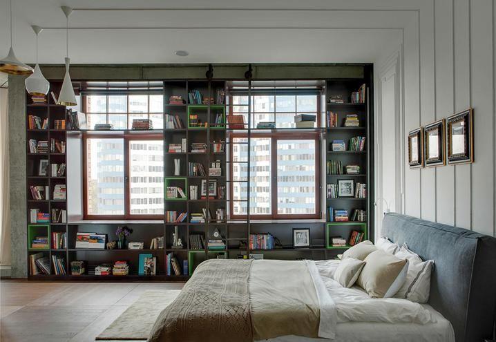 Le 15 migliori idee su camera da letto loft su pinterest - Camera stile industriale ...