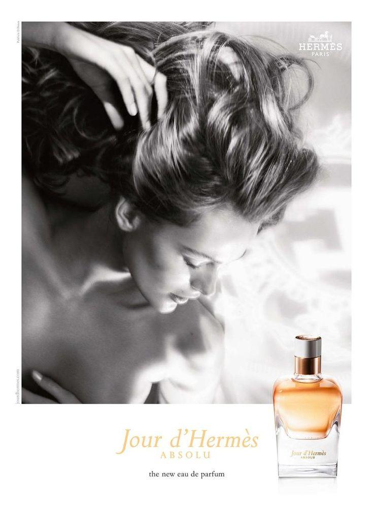 Hermès - Hermes Jour d'Hermes Absolu Parfum 2014 (S/S 14)