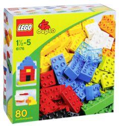 Lego Duplo 6176 Ladrillos básicos - Action Pro