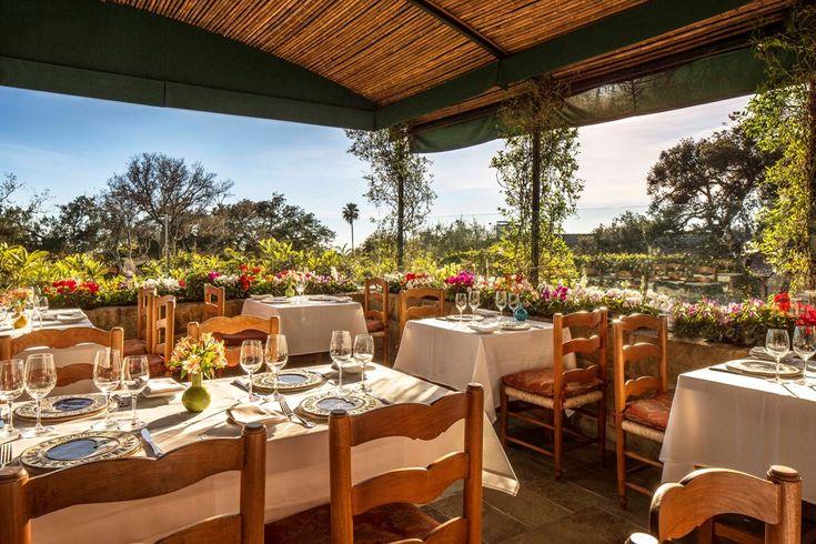 Santa Barbara CA Luxury Hotels & Resorts   San Ysidro Ranch   Montecito CA Hotels