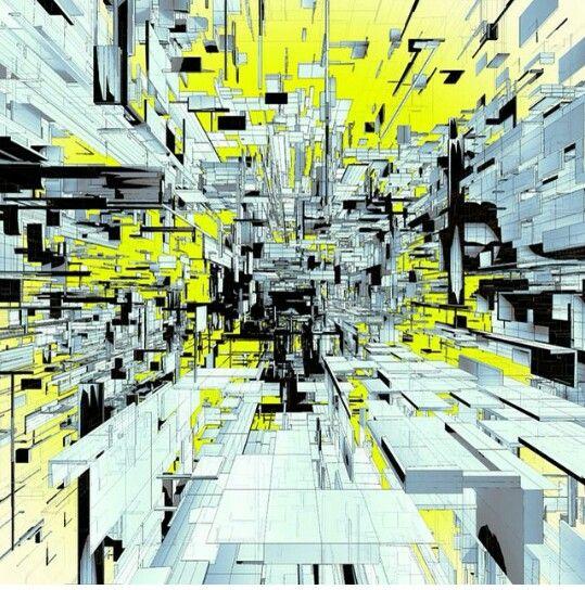 A kind of Cyberspace