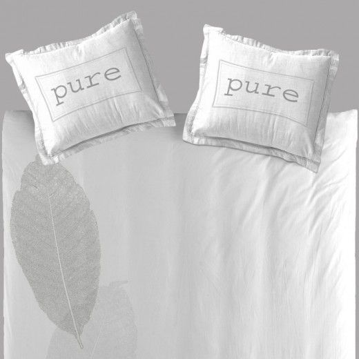 21 best housses de couette zen images on pinterest comforters duvet covers and zen. Black Bedroom Furniture Sets. Home Design Ideas