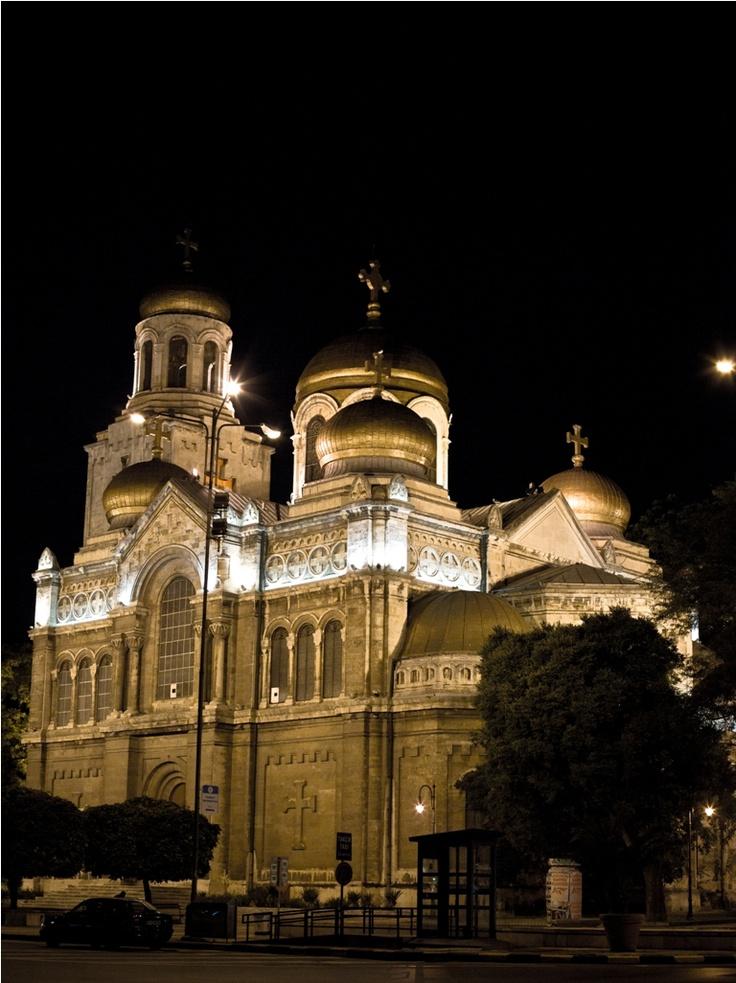 Walking in Varna. A passeggio per Varna