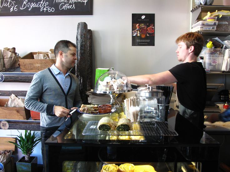 Happy selling and Happy customer :)  #tapeocafe #tapeoredfern #tapeo #cafe www.tapeo.com.au