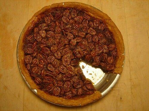 Tarte aux noix de Pecan