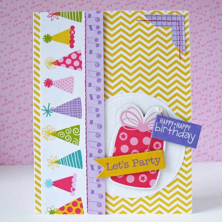 40 best Birthday Cards images – Scrapbooking Birthday Card Ideas