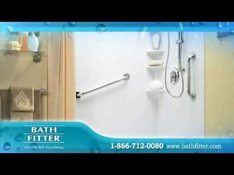 Bathroom Remodeling Videos 26 best bath fitter videos images on pinterest | bath fitters